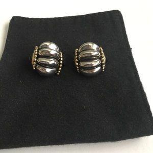 Jewelry - Clip on silver tone Earrings